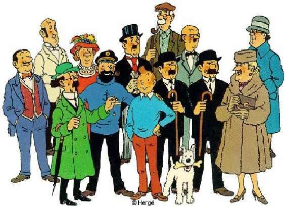 The Adventures of Tintin / Tenten'in Maceraları (2011) 1 – tenten1