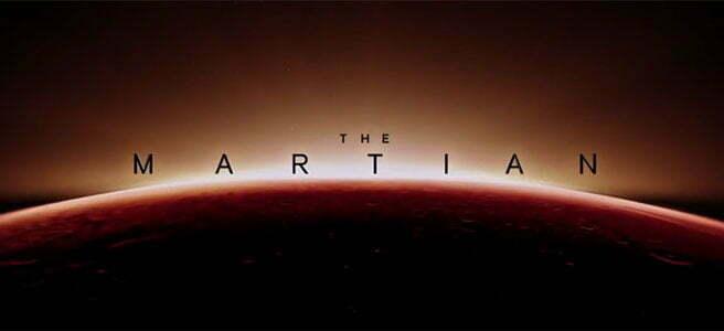 Kızıl Gezegen'de Bir Başına: Marslı