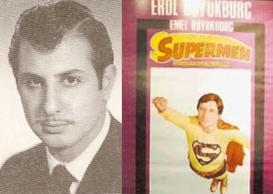 48. Altın Portakal Hatırası 2: Rahmetli Oğuz Gözen ve Erol Büyükburç'lu Süpermen projesi