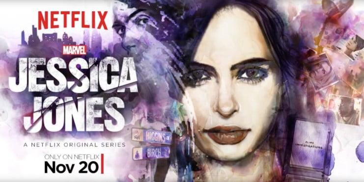 Jessica Jones – Sezon 1