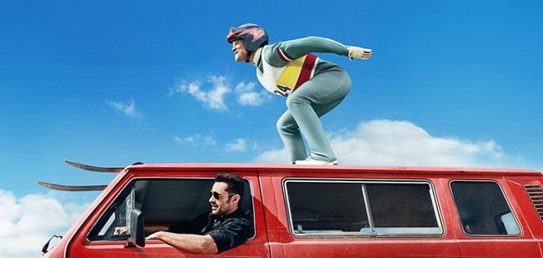 """""""O Bir Kuş, O Bir Uçak, Hayır O Kartal Eddie!"""""""