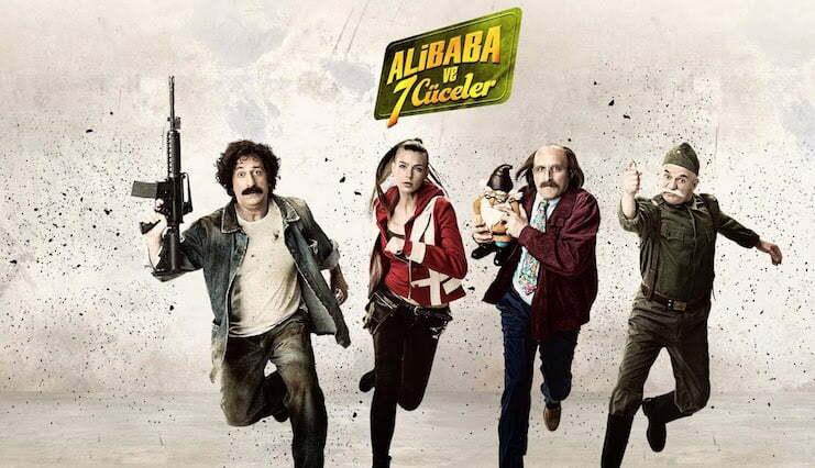 Ev Sineması: Ali Baba ve 7 Cüceler, Ölümsüz Aşk
