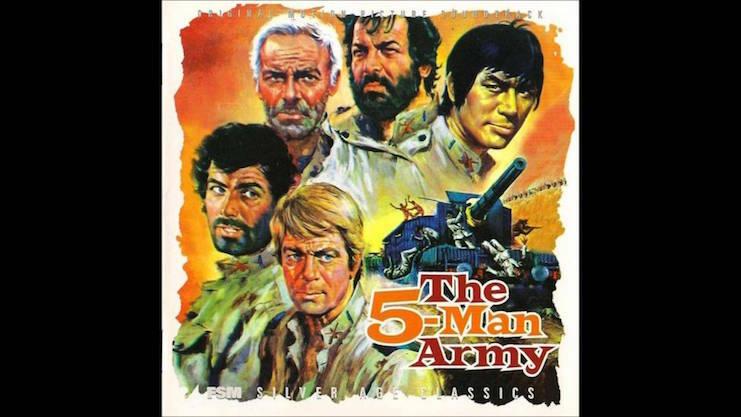 Erkekler İş Başında: The Five Man Army