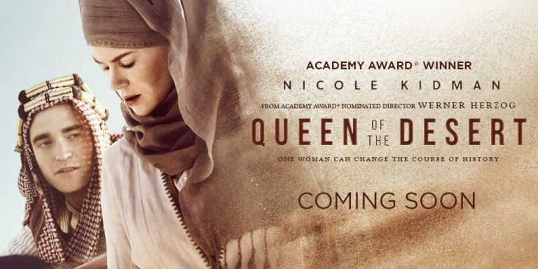 Nicole Kidman Yine Büyülüyor: Queen Of The Desert