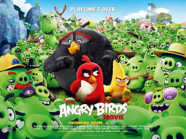 """Angry Birds: Yeni Bir """"Lego Filmi"""" Olabilir Mi?"""