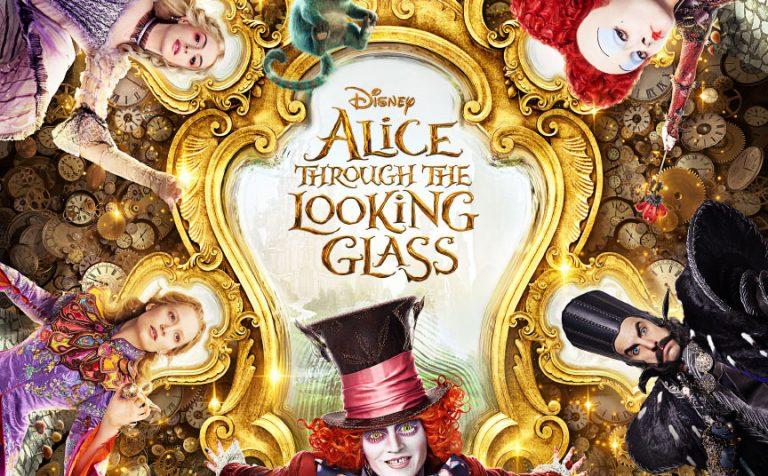 Alice (Yeniden) Harikalar Diyarı'nda!