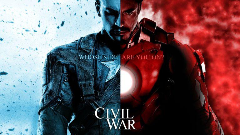 "Marvel'ın En İyisi: ""Captain America – Civil War"""