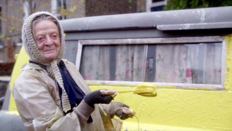 Ev Sineması: Zoraki Komşu (The Lady in the Van)