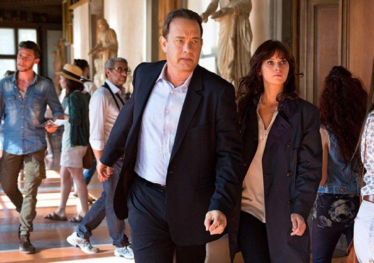 Inferno (Cehennem): Brown-Howard-Hanks ortaklığı kaldığı yerden devam ediyor…
