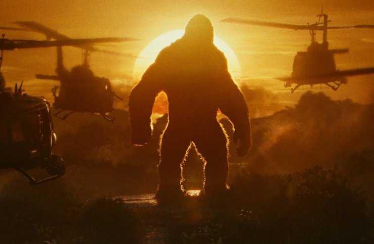 Kong Skull Island: Tanrı ve Tanrı'nın ölümü üzerine