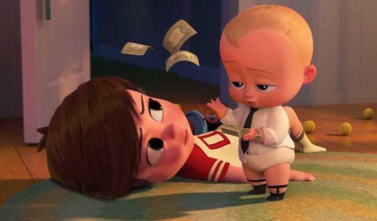 The Boss Baby: Bazıları Patron Olmak İçin Doğar