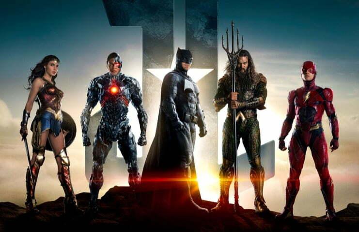 Justice League – Adalet Birliği: Sinemada Dizi Keyfi