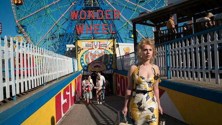 Wonder Wheel: Mutsuzluğun Bin Bir Tonu