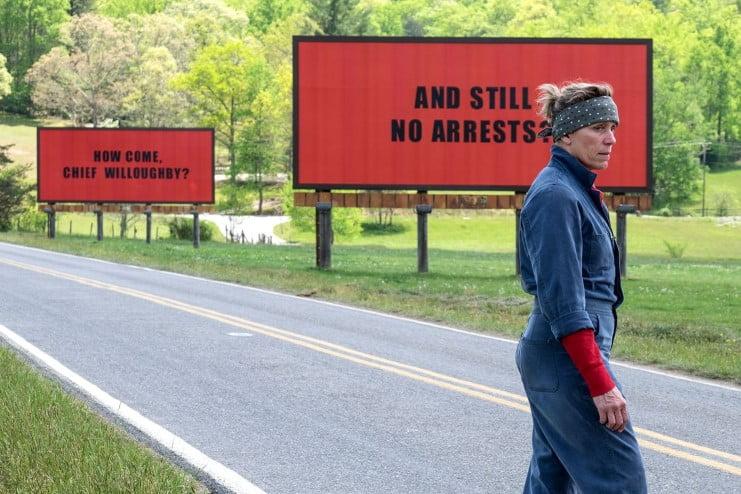 Ev Sineması: Three Billboards Outside Ebbing, Missouri (2017)