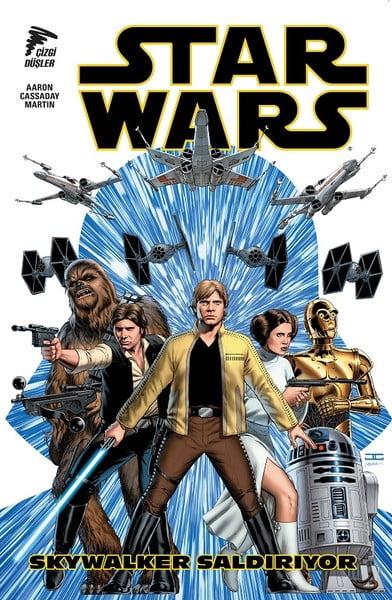 Hasret Sona Eriyor! Star Wars Çizgi Romanları Artık Türkçe